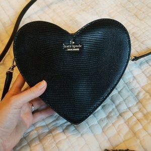 Kate Spade Secret Admirer Heart Crossbody